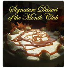 Signature Dessert of the Month Club, Pittsburgh Bakery