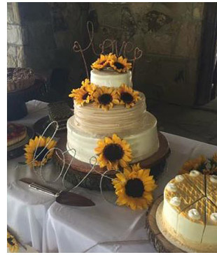 Small Wedding Cakes.Pittsburgh Wedding Cake Packages By Signature Desserts